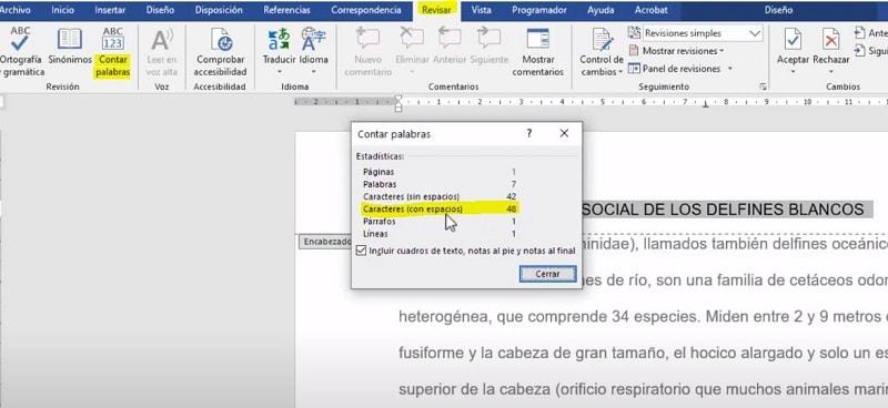 normas apa encabezado y numero de pagina en documentos profesionales contar palabras